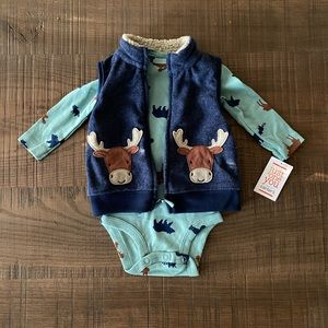 Brand new matching set for baby